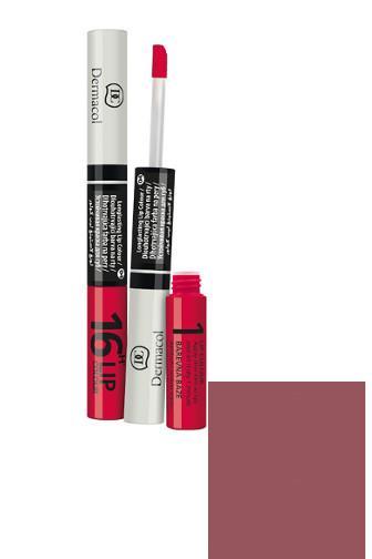 Dermacol Lip Colour 2v1 dlouhotrvající barva na rty 12