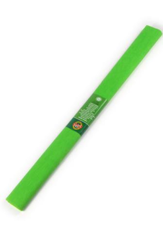 KOH-I-NOOR papír krepový 9755/17 zelený světlý