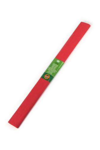 KOH-I-NOOR papír krepový 9755/07 červený tmavý