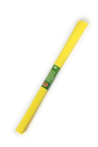 KOH-I-NOOR papír krepový 9755/09 žlutý střední