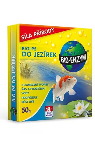 Bio Enzym P5 do jezírek 50g