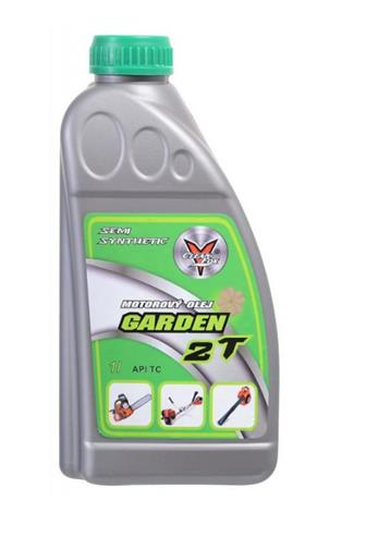 CleanFox Garden motorový olej 2T 1 l