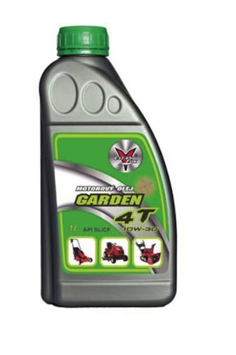 CleanFox Garden motorový olej 10W-30 4T 1 l