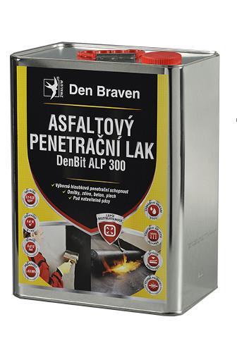 Den Braven Asfaltový penetrační lak DenBit ALP 300 9 kg