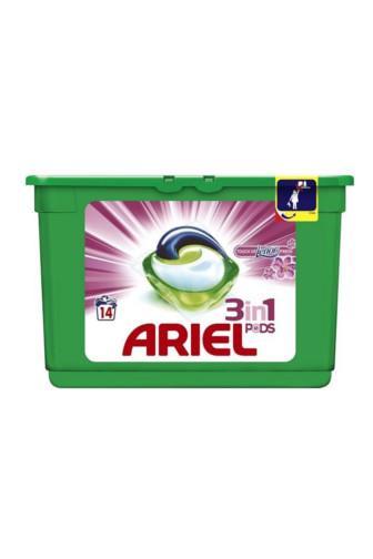 Ariel 3v1 Touch of Lenor Fresh kapsle 14ks