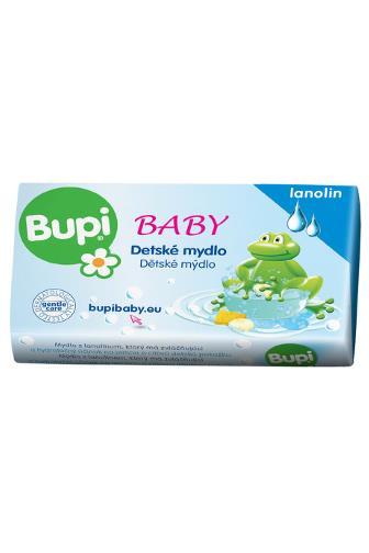 Bupi dětské mýdlo lanolin 100 g