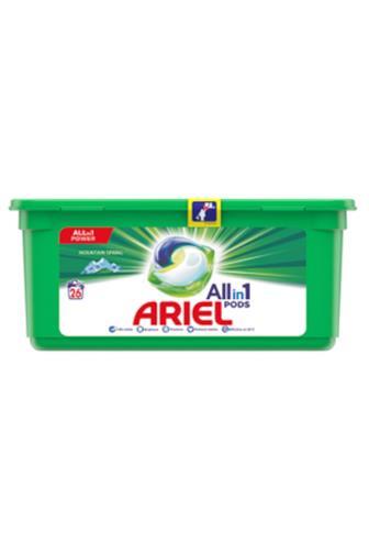 Ariel All in 1 Color gelové kapsle 26 ks