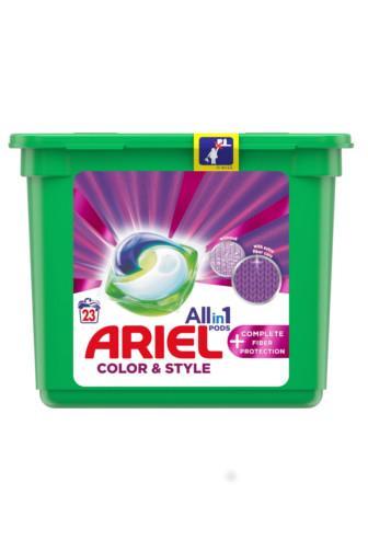Ariel All in 1 Active deo fresh gelové kapsle 24 ks
