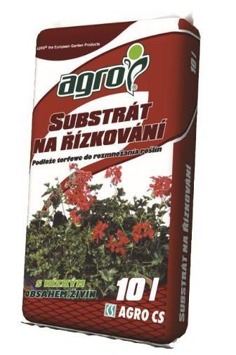 Agro Substrát na řízkování 10l