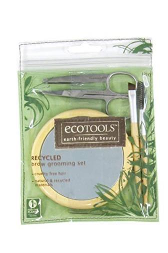 Bambusová sada pro úpravu obočí Ecotools 6 ks