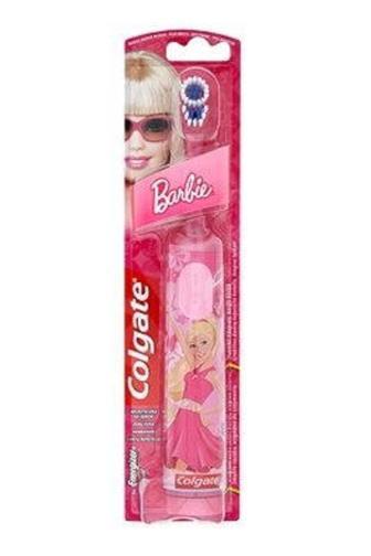 Colgate Barbie dětský zubní kartáček bateriový