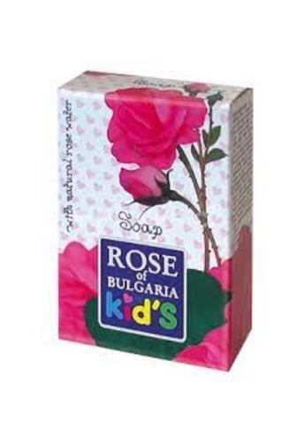 BioFresh Rose of Bulgaria dětské mýdlo 100 g