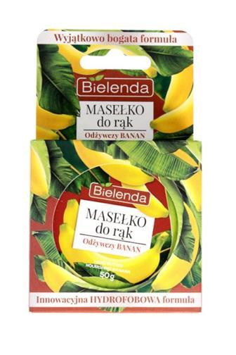 Bielenda máslo na ruce banán 50 g