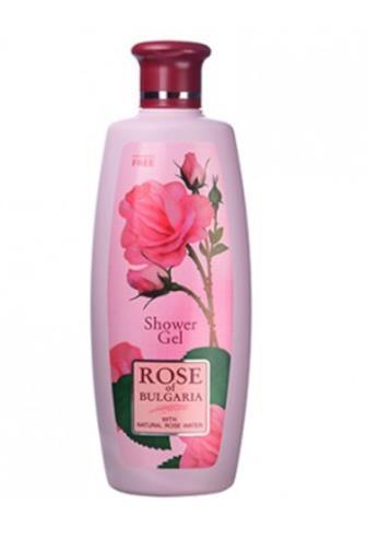 BioFresh Rose of Bulgaria sprchový gel s růžovou vodou 330 ml