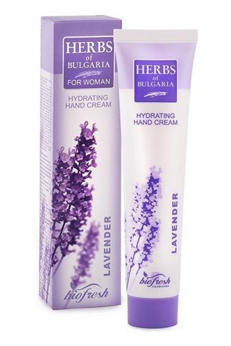 BioFresh Herbs of Bulgaria krém na ruce lavander 75 ml