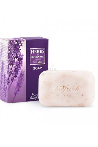BioFresh Herbs of Bulgaria men mýdlo lavender 100 g