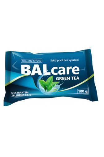 Balcare Green Tea mýdlo 100 g