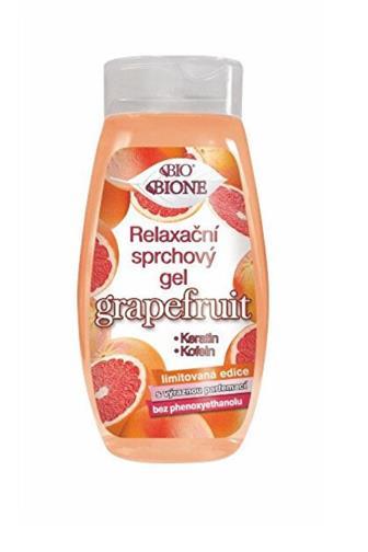 Bione Cosmetics sprchový gel Grapefruit 260 ml