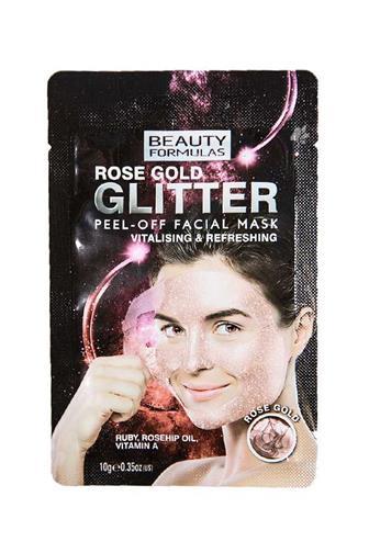 Beauty Formulas slupovací maska třpytivá 10 g