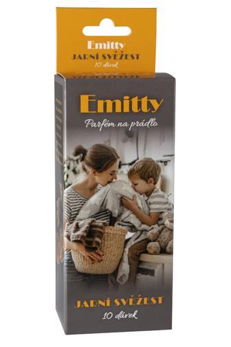 Emitty parfém na prádlo Jarní svěžest 10 dávek 10 ml