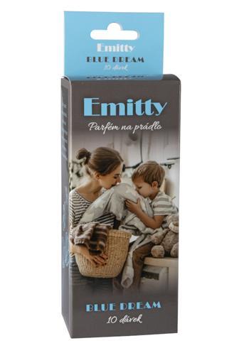 Emitty parfém na prádlo Blue Dream 10 dávek 10 ml