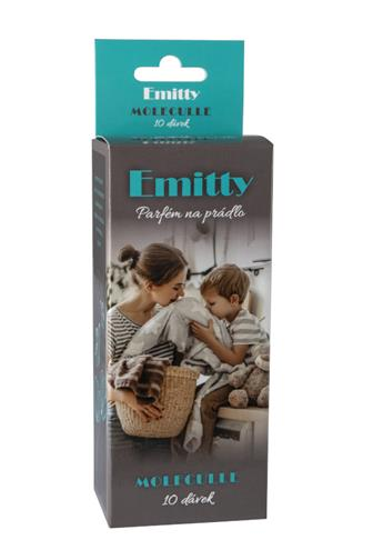 Emitty parfém na prádlo Moleculle 10 dávek 10 ml
