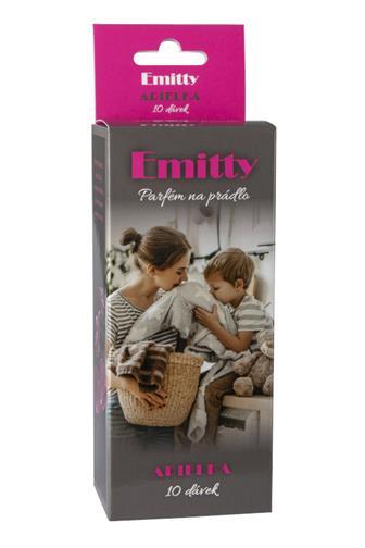 Emitty parfém na prádlo Arielka 10 dávek 10 ml