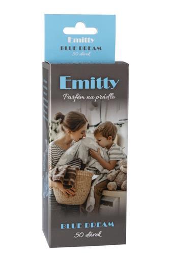Emitty parfém na prádlo Blue Dream 50 dávek 50 ml