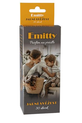 Emitty parfém na prádlo Jarní svěžest 30 dávek 30 ml