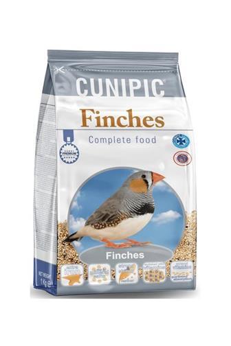 Cunipic kompletní krmivo pro zebřičky 1 kg