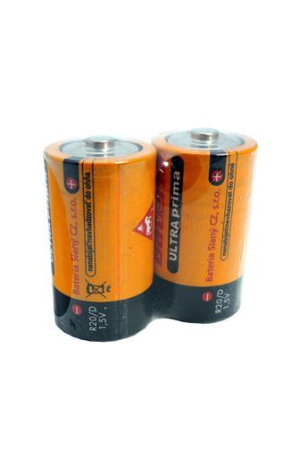 Bateria Prima R20/D 1.5V