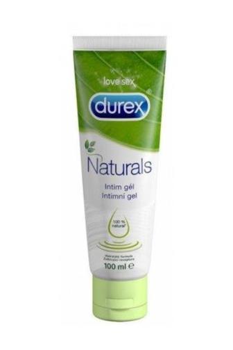 Durex lubrikační gel Naturals H2O 100 ml