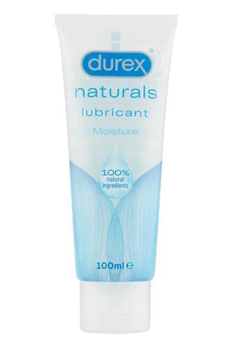 Durex lubrikační gel Naturals Moisture 100 ml