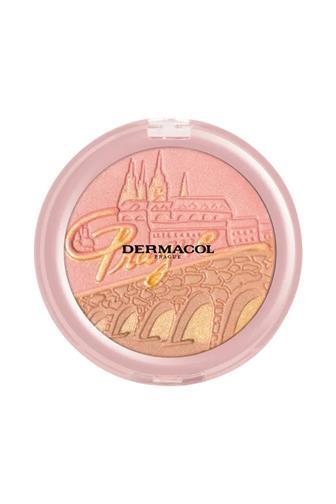 Dermacol bronzující a rozjasňující pudr/tvářenka 10.5 g