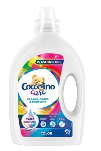 Coccolino care color gel na praní 45 dávek 1,8 l