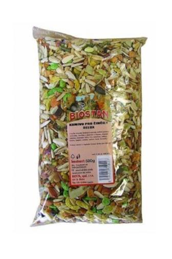 Biostan krmivo pro činčily 500 ml
