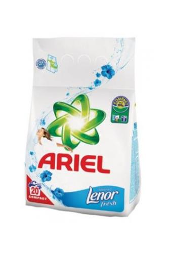 Ariel Touch of Lenor Fresh prací prášek 2 kg