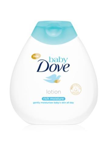 Dove Baby Rich Moisture dětské tělové mléko 200 ml