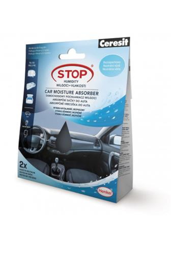 Ceresit Car absorpční sáčky do auta 2 x 50 g