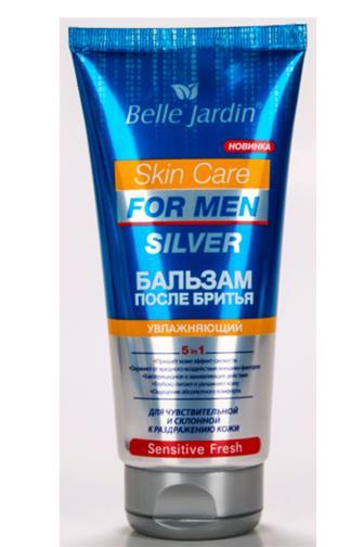 Belle Jardin balzám po holení 200 ml