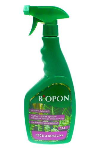 Biopon intenzivní zvlhčovač 0,5 l