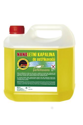 Tempo Nano letní kapalina parfémovaná 3l