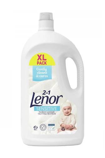 Lenor gel sensitive 3,865 ml 67 dávek