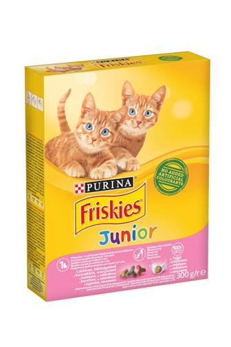 Friskes Cat Junior 300 g