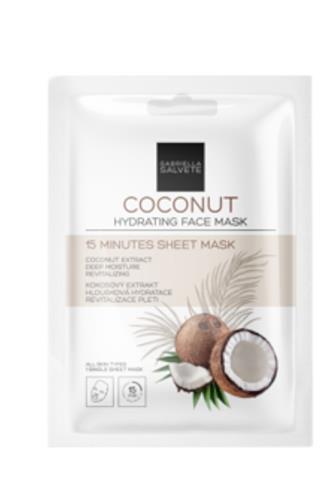 Gabriella Salvete Pleťová maska Hydratační Coconut 25 g