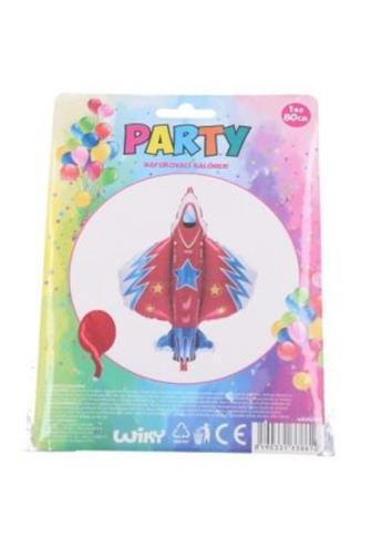 Balónek letadlo 80 cm