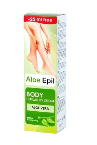 Aloe Epil Body Aloe vera tělový depilační krém  125ml
