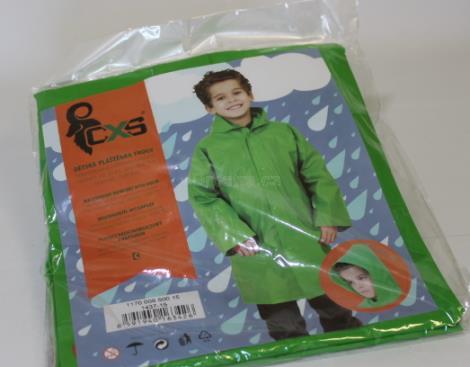 Pláštěnka dětská 100% PVC vel.150cm