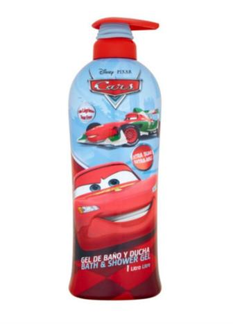 Disney Cars koupel.pěna + sg 1l