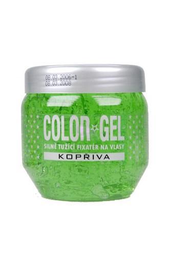 Color gel na vlasy kopřiva 400 ml